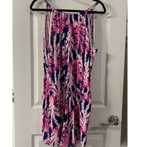 Lilly Pulitzer Beyond the seas Gianni Romper.